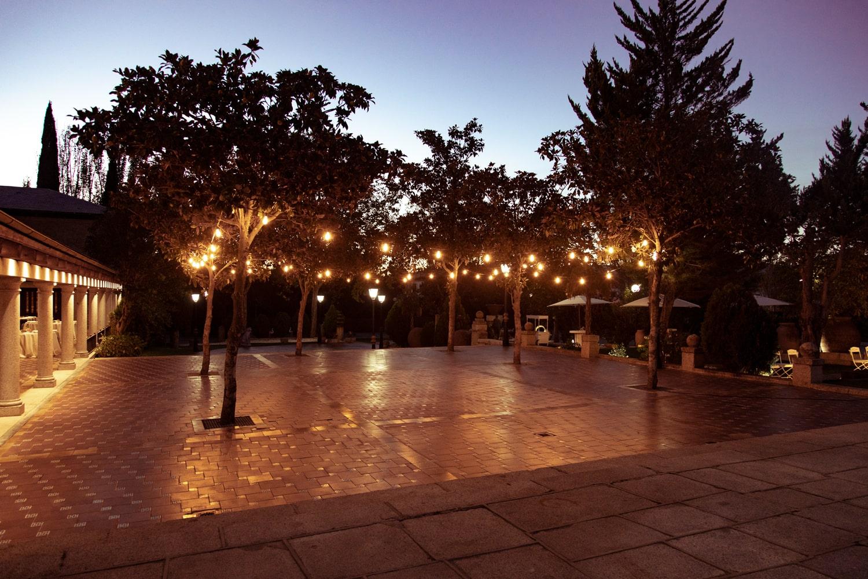 Patio de Noche - Fogón de la Casona (foto)