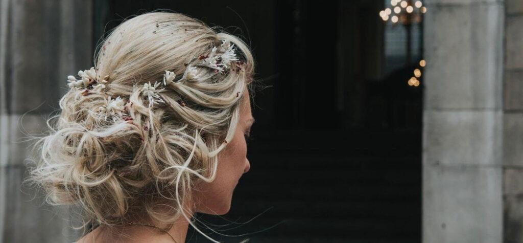 wedding hair copia